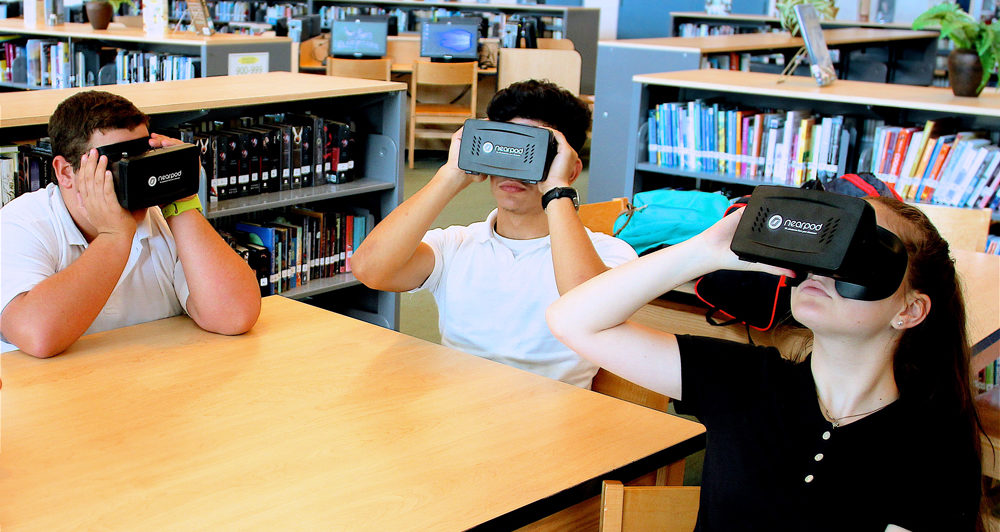 Is the classroom ready for virtual reality?